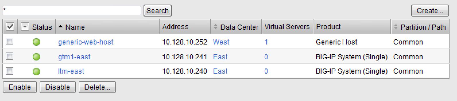 F5 DNS Labs — agility17dns_docs latest documentation